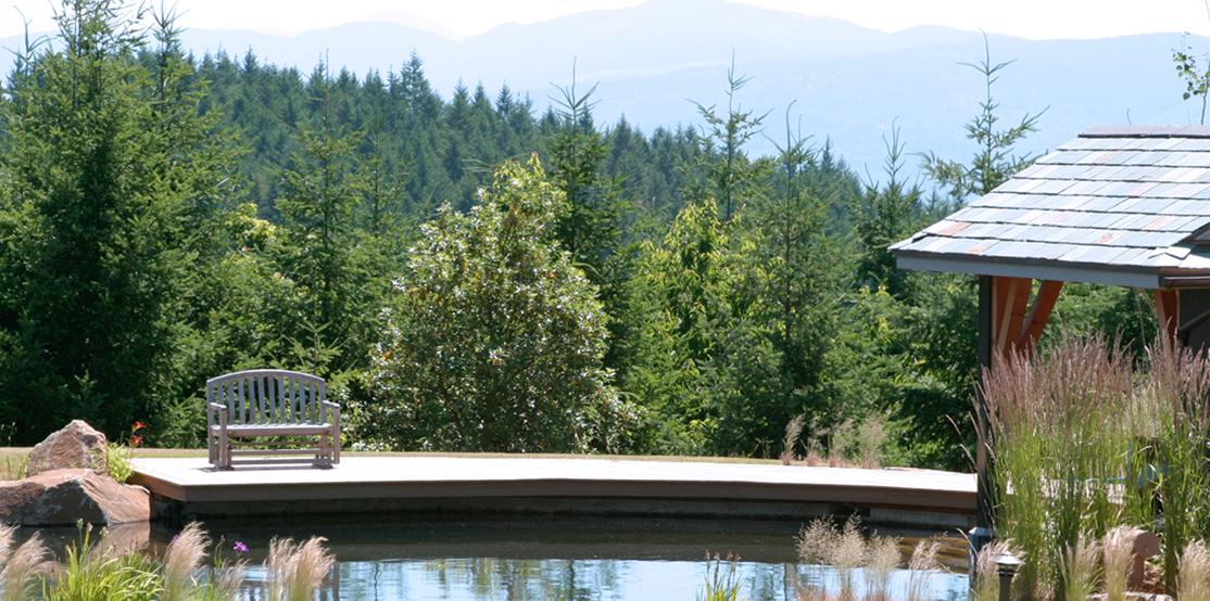 Fox Hollow Estate Lovinger Robertson Landscape Architect
